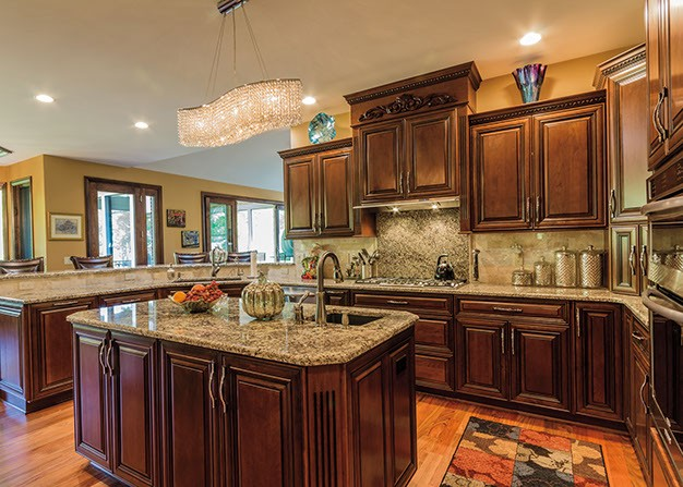 Elegant Cabinets Refinishing Houston