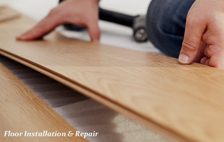 Floor installation & repair
